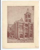 Saint Denis 93 La Cathédrale - Geografía