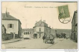 54.FROUARD.FAUBOURG DE NANCY.POINT CENTRAL.CHARCUTERIE.TRAMW AY - Frouard