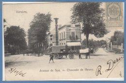 BELGIQUE -- VERVIERS - Avenue De Spa.... - Verviers