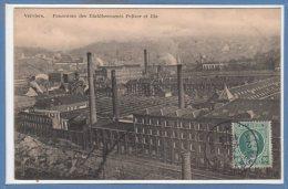BELGIQUE -- VERVIERS - Panorama Des Etablissements Pelzer Et Fils - Verviers