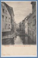 BELGIQUE -- VERVIERS --  Le Canal Des Usines Au Quai De La Batte - Verviers