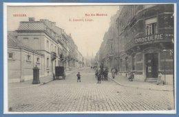 BELGIQUE -- VERVIERS -- Rue Des Minières - Verviers