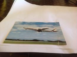 Le Ciel De France Aire France Boeing 707 B Intercontinental Aire France En L Etat - Avions