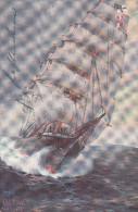 GRAF LUCKNER'S SEEADLER - Veleros