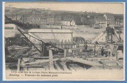 BELGIQUE -- SERAING --  Travaux Du Nouveau Pont - Seraing