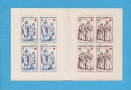 - Carnet CROIX ROUGE 1957 -  N° 2006 - Carnets