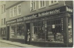 SIEGEN - GUSTAV STEINSEIFER- BUCHBINDMEISTER - Siegen
