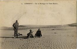 LESOTHO LESSOUTO SUR LA MONTAGNE DE THABA BOSSIOU 10 - Lesotho
