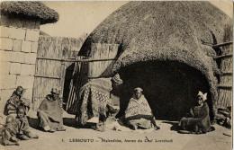 LESOTHO LESSOUTO MALETSIBISA FEMME DU CHEF LOROTHODI 3 - Lesotho