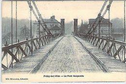 PRECY SUR OISE - Pont Suspendu - France