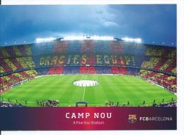 "ESTADIO - STADIUM - STADE - STADIO - STADION "" NOU CAMP "" .-BARCELONA ( CATALUÑA ) - Fútbol"
