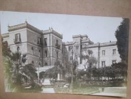 SICILIA VILLA IGEA  CARTE PHOTO - Unclassified