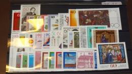 Bundesrepublik Bund Jahrgang 1979  ** Postfrisch MNH   #4525 - Collezioni