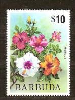 Barbuda 1975 Yvertn° 223 *** MNH Cote 15,00 Euro Flore Fleurs Bloemen - Antigua & Barbuda (...-1981)