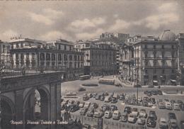 ITALY - Napoli - Piazza Trieste E Trento - Napoli