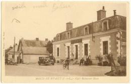 37 060   MONTS LE RIPAULT    Café Restaurant Mano - France