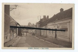 CPA - Jumel - Rue D'Ailly - France