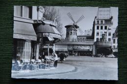 PARIS - LE MOULIN ROUGE - Arrondissement: 18