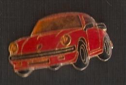PIN DE UN COCHE DEPORTIVO  (AUTOMOBILE-VOITURE) - Pin