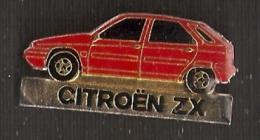 PIN DE UN COCHE CITROEN ZX  (AUTOMOBILE-VOITURE) - Citroën