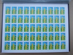 Russia 2000 PROOF Imperforate FULL Sheet Europa   VF RRR - Blocs & Hojas