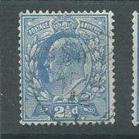 150022249  G.B.  YVERT  Nº  126  D 15X14 - 1902-1951 (Könige)