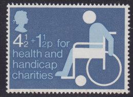 3539. Great Britain (England), 1974, For Health And Handicap Charities, MNH (**) Michel 668 - 1952-.... (Elizabeth II)