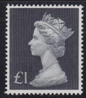 3556. Great Britain (England), 1972, Queen Elizabeth 2nd, MNH (**) Michel 611 - 1952-.... (Elizabeth II)