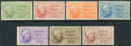 Syrie 1945. Yvert P/A#115/21 VF/MNH. Airplanes. (TS27) - Syria (1919-1945)