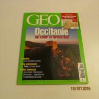 GEO N°305 (07/2004) : OCCITANIE, AU COEUR DU GRAND SUD - Géographie