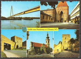 = Hainburg A.d. Donau - Gelaufen 1976 = - Hainburg