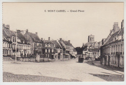 CPA Mont Cassel, Grand Place (pk22865) - Cassel