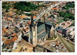 Geel - Luchtopname - St.Amandskerk - Geel