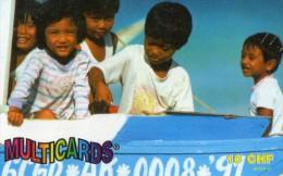 CARTE PREPAYEE SUISSE 10CHF Enfants - Svizzera