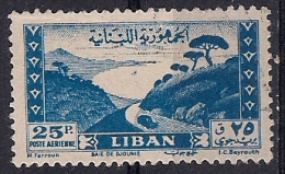LEBANON  CANCELLED - Lebanon