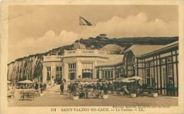 76 - SAINT-VALERY-en-CAUX - Le Casino - Saint Valery En Caux