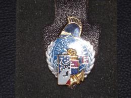 """Insignes Militaire """"6e RIMA - 1er Mandat YOUGOSLAVIE"""" Military Badges  - RARE - Heer"""