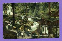 Allemagne - Triberger Wasserfall - Animé - Triberg