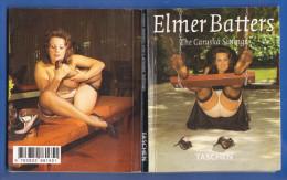 Elmer Batters; Photo Erotiques; Foot Fetisch; Taschen 8x10 Cm - Erótico