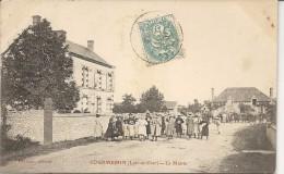 COURMEMIN . LA MAIRIE - France