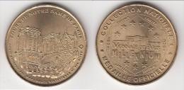 **** 75004 - TOURS DE NOTRE DAME DE PARIS 2001 - MONNAIE DE PARIS **** EN ACHAT IMMEDIAT !!! - Monnaie De Paris