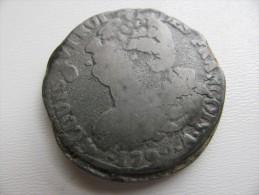 2 Sols 1792 A Coulée Pour Les Colonies : Saint Domingue : RARE Et Beau Pour Une Pièce Coulée - 1789 – 1795 Monedas Constitucionales