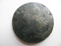 2 Sols 1792 BB  : Flan De Diamêtre 32 Mm Poids 21 G - 1789 – 1795 Monedas Constitucionales