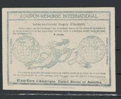 7782 IAS IRC Coupon Reponse International Amerika United Staates Of Amerika T4 Mit Stempel - United States
