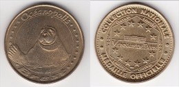 **** 29 - BREST - OCEANOPOLIS - LE PHOQUE 2002 - MONNAIE DE PARIS **** EN ACHAT IMMEDIAT !!! - Monnaie De Paris