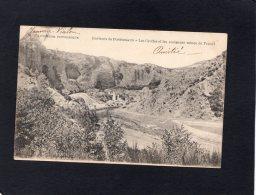 55492     Francia,   Environs  De  Pontgibaud,  Les Grottes Et  Les Anciennes Mines De   Pranal,  VG 1904 - Riom