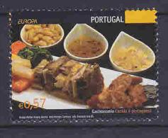 Europa Cept 2005 Portugal 1v ** Mnh (24606) @ Face - 2005