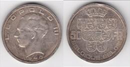 **** BELGIQUE - BELGIUM - BELGIE - 50 FRANCS 1940 - LEOPOLD III *** ACHAT IMMEDIAT - 1934-1945: Leopold III