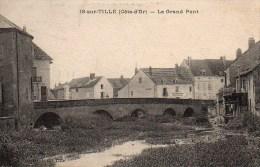 21 IS-sur-TILLE  Le Grand Pont