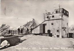 CERVINIA -BREUIL  (Aosta) - F/G  B/N Lucido  (250310) - Italia